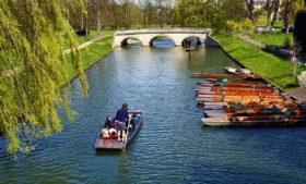 Blogueiros pelo mundo: Cambridge, Inglaterra