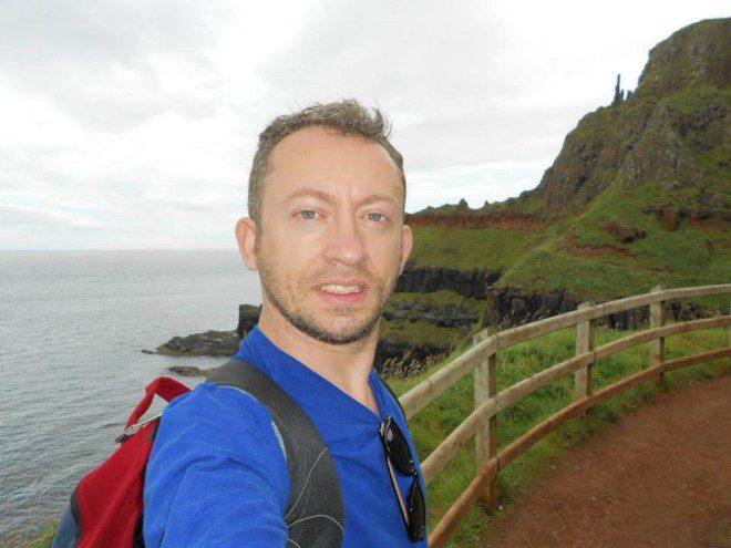 Henrique Junior encontrou na Irlanda a chance de fazer voluntariado