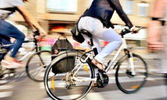 Como pedalar com segurança em Dublin
