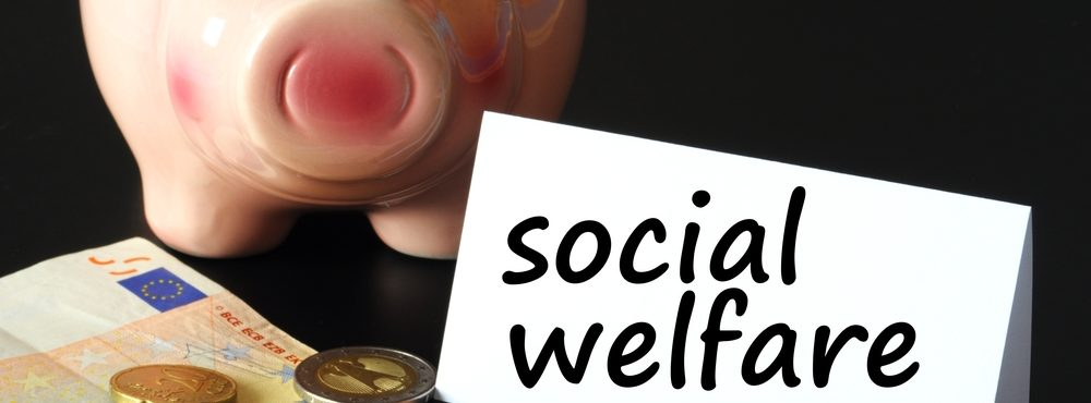 Programas de benefícios sociais na Irlanda