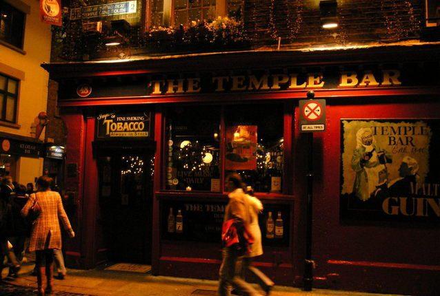 Guia noturno de Dublin