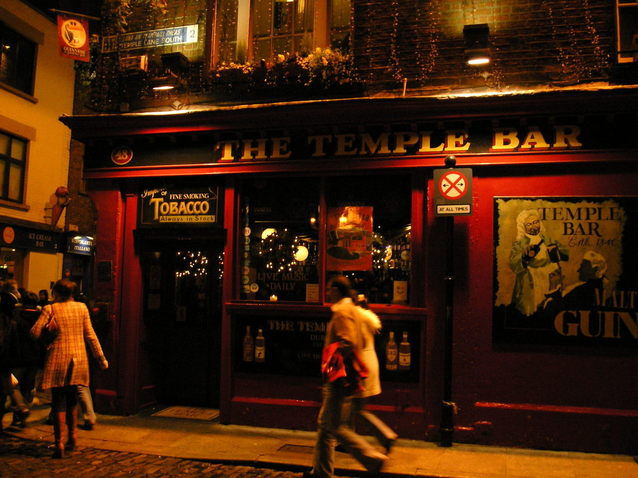 The Temple Bar Foto: Pixabay