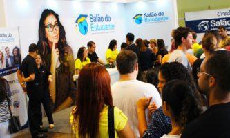 Salão do Estudante traz opções de estudos fora do país