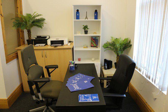 Novo escritório da T2T em Cork