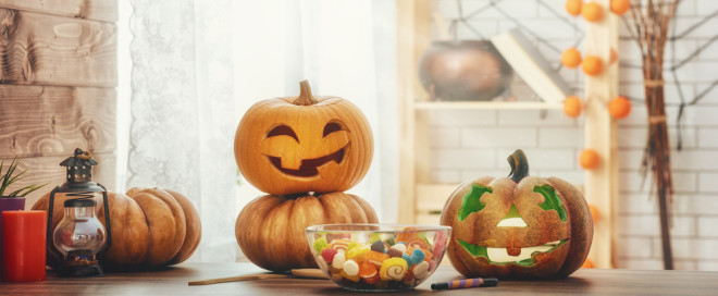 Trick or treat! Foto: Shutterstock