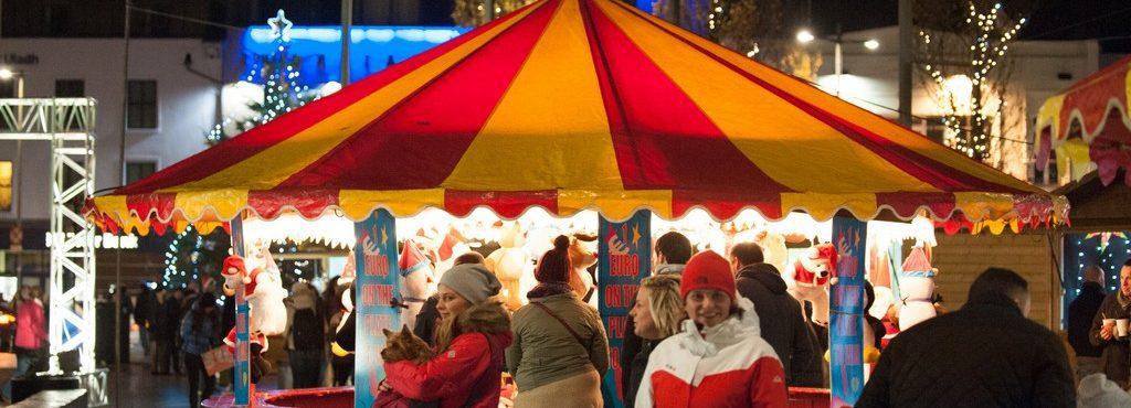 Quer curtir uma feira de Natal das boas? Seu destino é Galway
