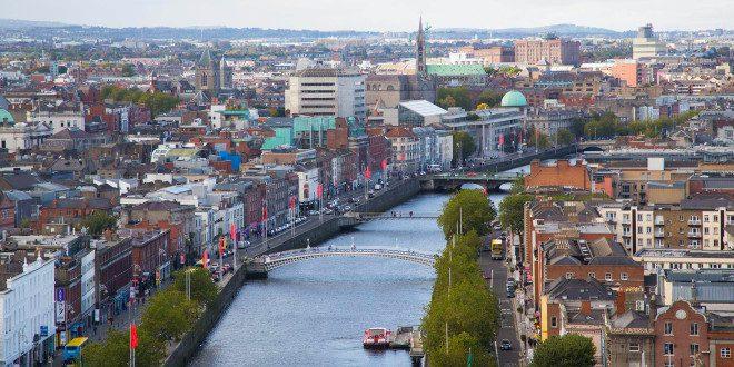 Dublin, Irlanda. Foto: Shutterstock