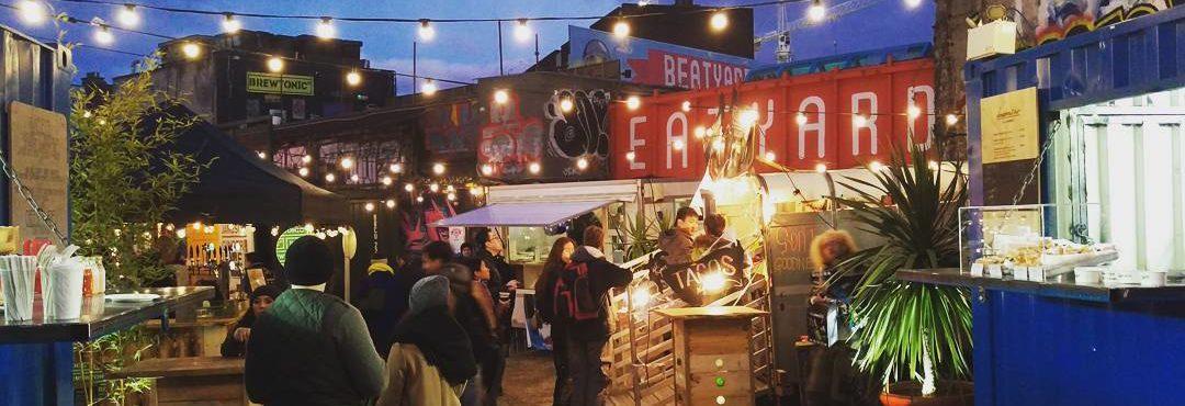 Saiba tudo sobre o Eatyard, o novo food market de Dublin