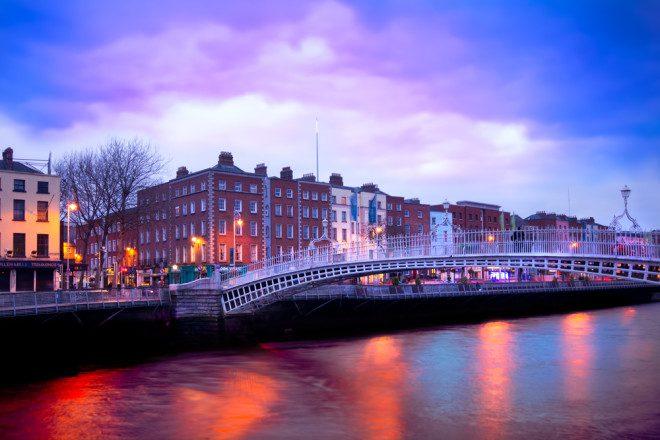 Dublin. Foto: Shutterstock