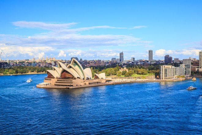 Sydney, Australia. Foto: Shutterstock