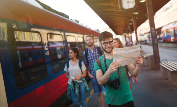 Conheça a Alemanha de trem e sem gastar muito