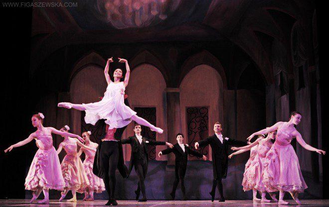 Reprodução: Ballet Ireland