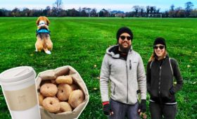 Passeando em Dublin – Marlay Park