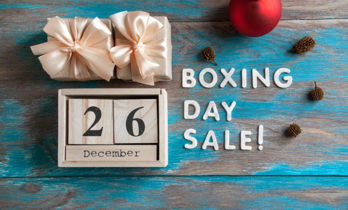 Vem aí o Boxing Day! O saldão do ano na Irlanda