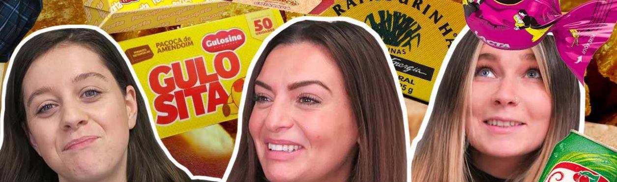 Gringos provando mais doces brasileiros – All That Jess#73