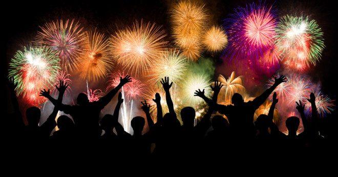 Esqueça os fogos de artifício. © Shaffandi | Dreamstime.com