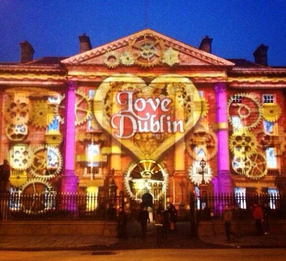 Reprodução: 3 NYE Dublin