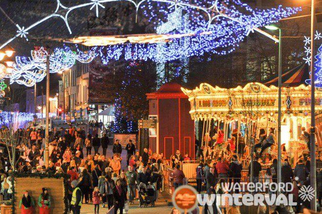 Reprodução: Waterford Winterval