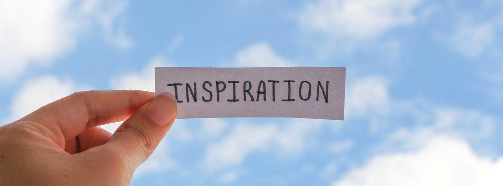 Menos motivação e mais inspiração