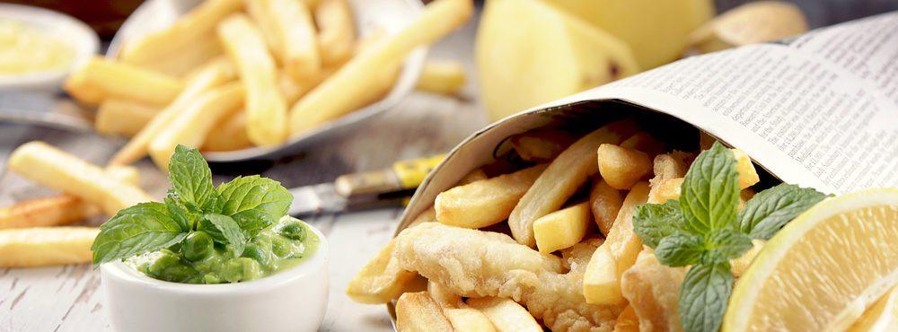 Fish, Chips e Guinness