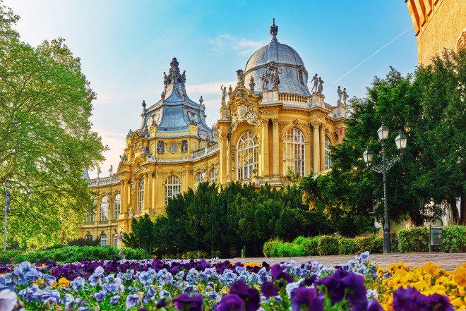 Budapeste na primavera, Hungria