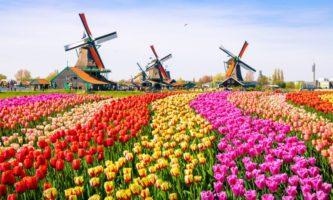 5 destinos para aproveitar a primavera na Europa