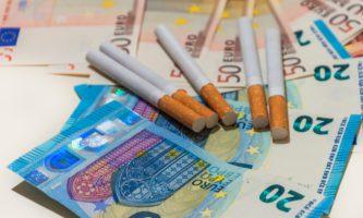 Custa caro fumar na Irlanda?