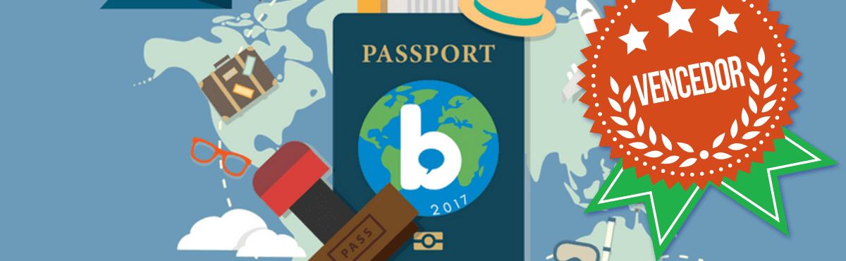 E-Dublin eleito melhor blog Internacional de Viagens em 2017