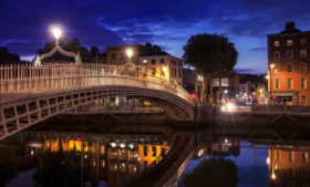A magia de Dublin