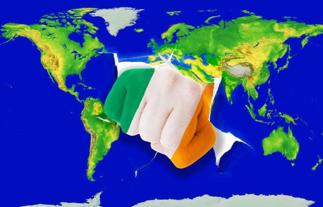 Economia irlandesa surpreende pelo 3º ano consecutivo. Crédito: Shutterstock
