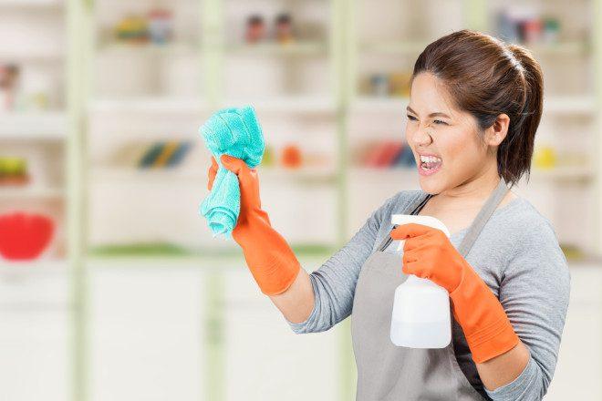 Já tentou arrumar um quarto em 15minutos? Já vai treinando, pois o trabalho de house keeper é bem assim. Crédito: Shutterstock