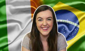 Primeiras impressões sobre os brasileiros – All That Jess#81