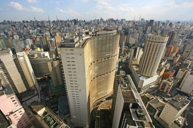 São Paulo ocupa a 121ª posição do ranking. Foto: Shutterstock