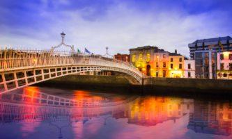 Dublin ocupa 34ª posição em ranking de qualidade de vida