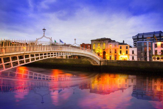 Dublin ocupa 34ª posição no ranking global. Foto: Shutterstock