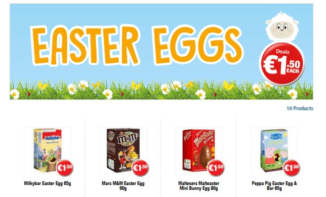 No Dealz, por exemplo, os mesmos ovos encontrados nos grandes supermercados podem ser encontradas por 1,50 euros. Uma pechincha. Reprodução: Dealz