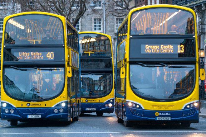 Quanto custa o transporte público em Dublin? Foto: Shutterstock