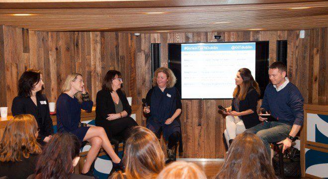 O objetivo do evento é reduzir as diferenças de gênero no mercado de tecnologia. Foto: Silicon Republic