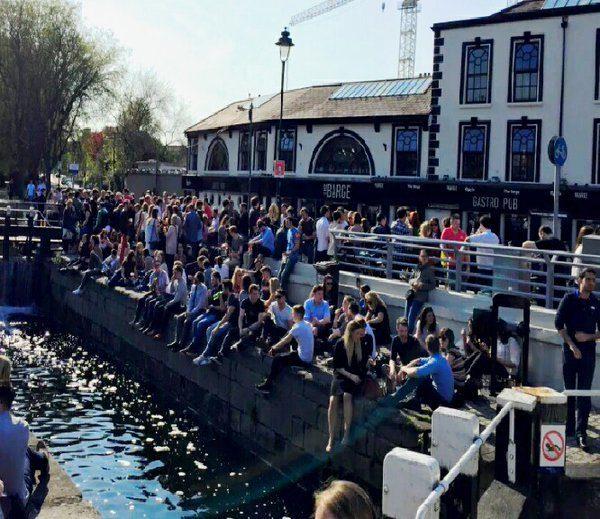 Reprodução: Lovin Dublin