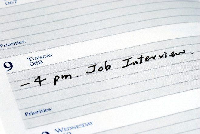 Entrevistas presenciais são importantes. Foto: Yukchong Kwan | Dreamstime.com