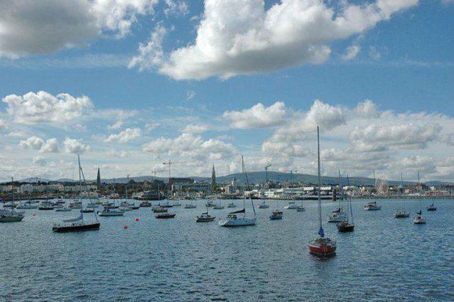 Festival de aniversário do Harbour, com comida, esportes, artes e música. Foto: Afloat