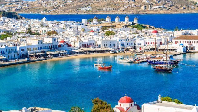 Explore as belezas gregas em um mochilão