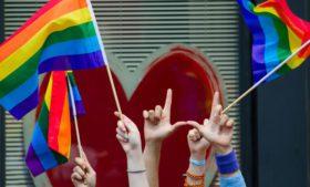 Celebre a semana do orgulho LGBT na Irlanda