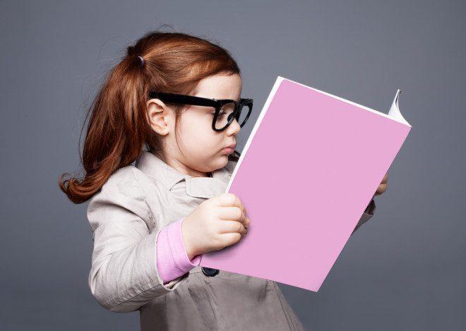 Ler em voz alta ajuda na identificação de erros de pronúncia.© Dreamstime.com Agency