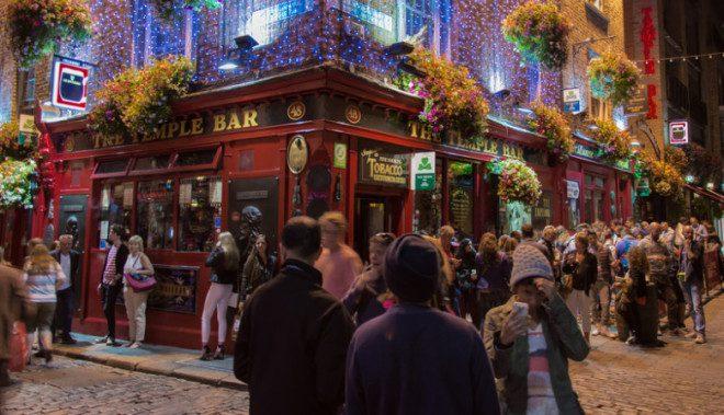 Temple Bar. Foto: Andrea La Corte | Dreamstime
