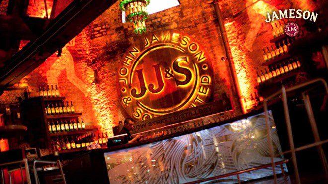 O museu da Jameson é um passeio incrível. Foto: Divulgação