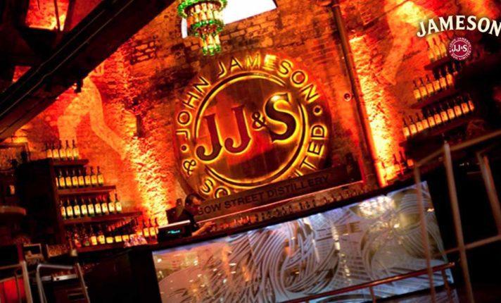 Segredos da fábrica da Jameson