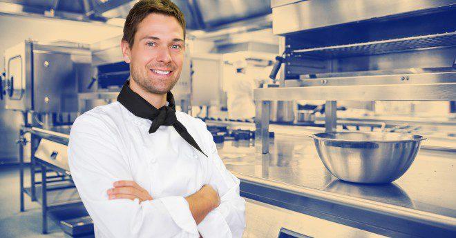 Gastronomia está entre as áreas promissoras para estrangeiros. Crédito Freepik