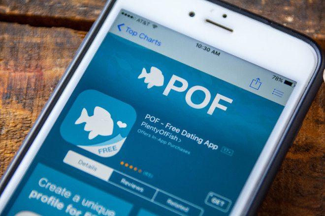 POF é outro aplicativo popular na Irlanda. Foto: TPOphoto|Depositphotos