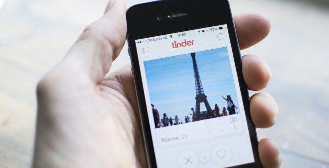 Tinder é um dos aplicativos de paquera mais populares do mundo. Foto: Mactrunk|Depositphotos